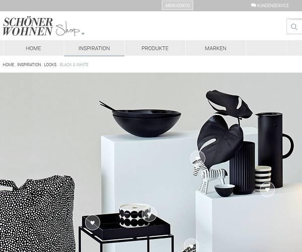 G J Schöner Wohnen Launcht Eigenen Online Shop Internetworldde