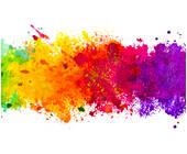 Farbspektrum steht für Full Stack