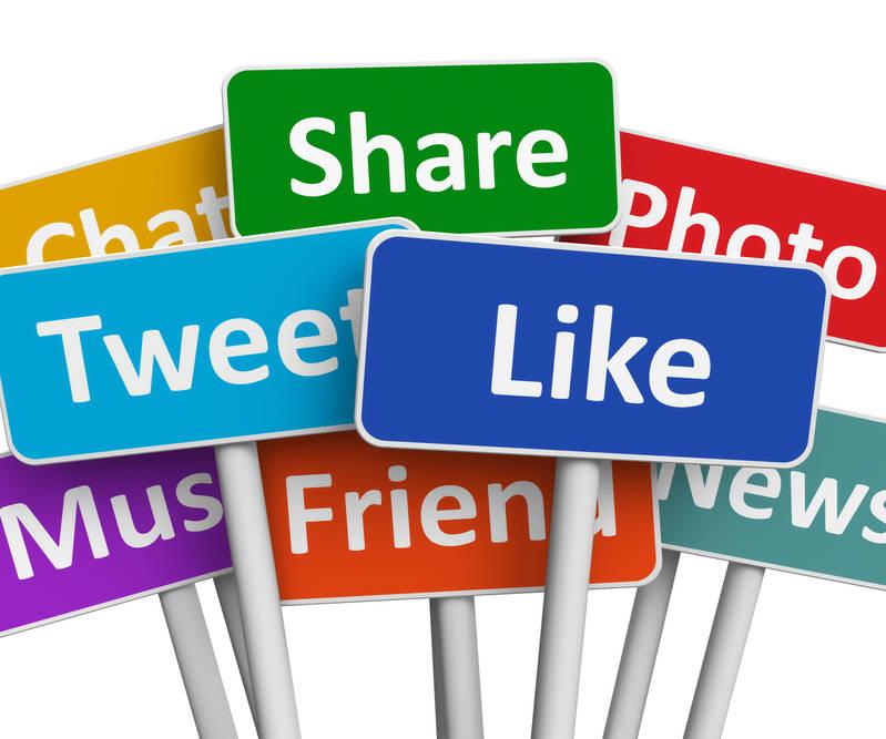 Die Verwendung von sozialen Netzwerken - Datenschutz und Werbung (German Edition)