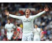 Cristiano Ronaldo bejubelt ein Tor