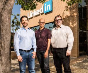 Microsoft darf LinkedIn unter Auflagen übernehmen