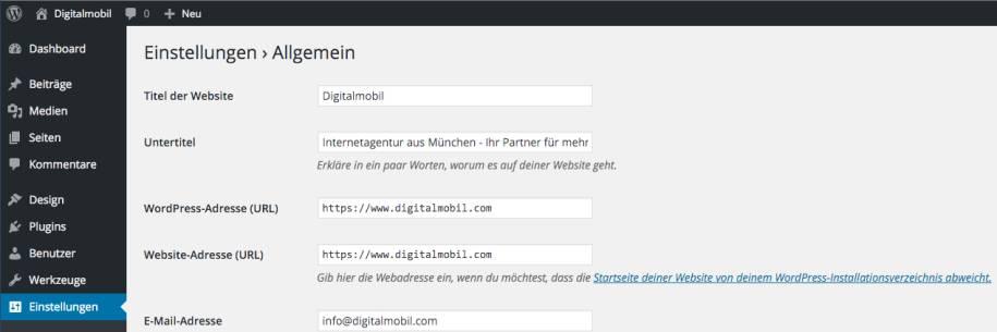 WordPress und HTTPS: So wird die Website sicher - internetworld.de