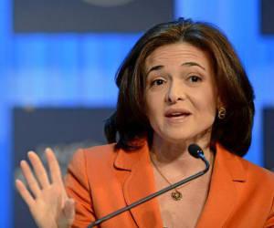 """Sheryl Sandberg: """"Wir wollen nicht entscheiden, was wahr ist"""""""