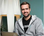 Siroop-CEO Constantin Hilt Marktplatz Schweiz