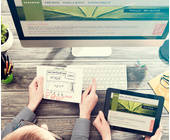 Website Test laptop Smartphone App Testing