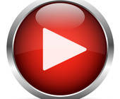roter Play-button