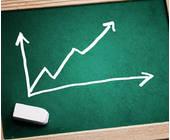 Wachstum-Konjunktur-Chart-Kurve-Statistik