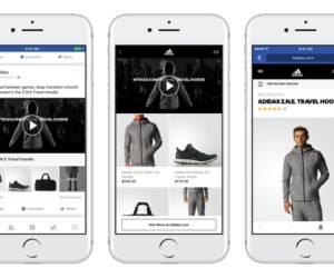 """Facebook """"Collection"""" präsentiert Händlerprodukte"""