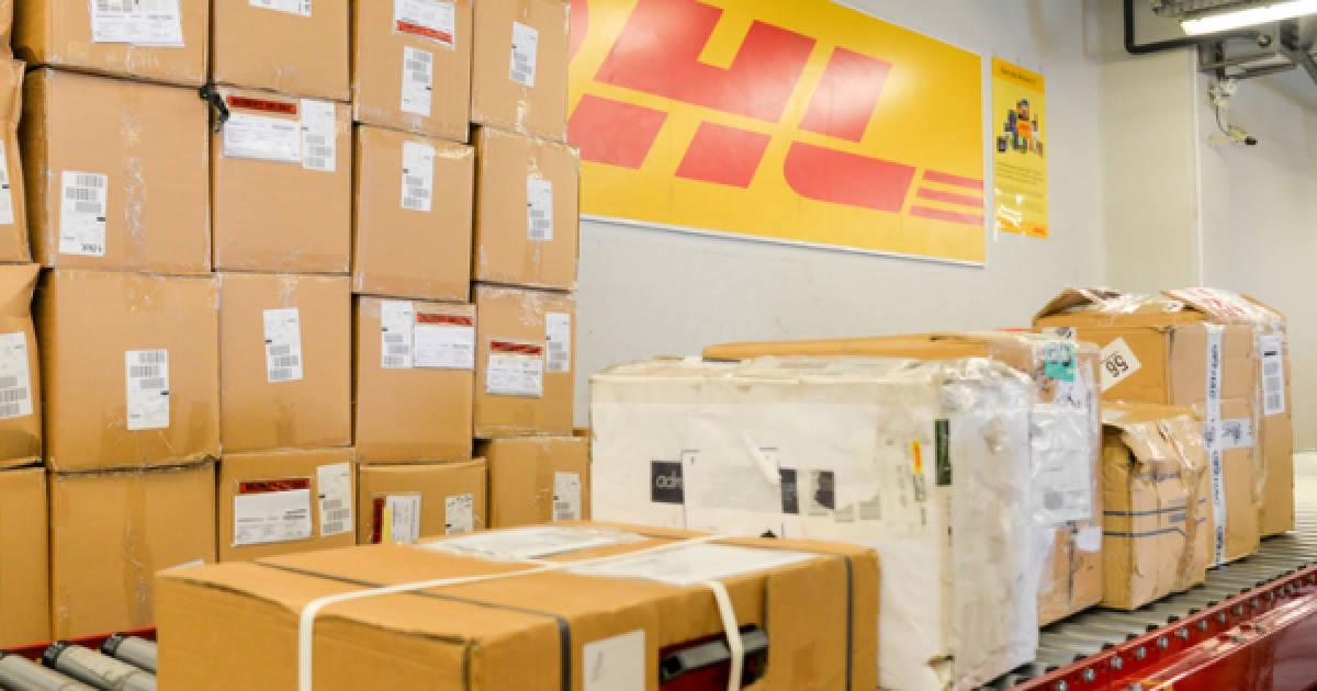 laufzeitversprechen mit geld zur ck garantie dhl startet paket prio. Black Bedroom Furniture Sets. Home Design Ideas