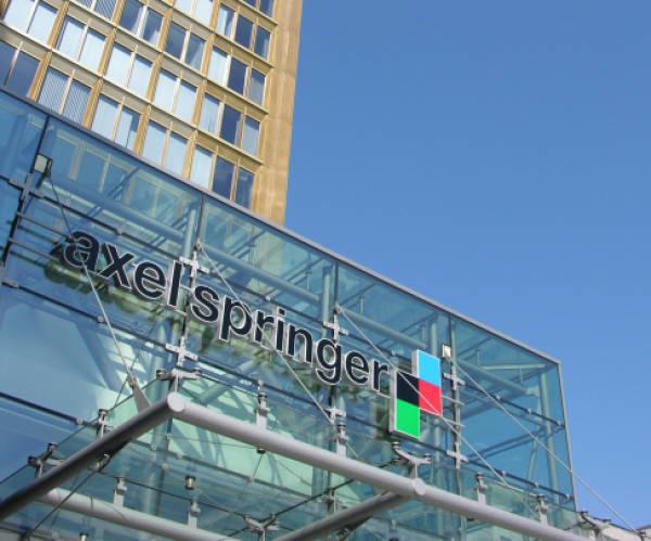 USA: Axel-Springer-Verlag beteiligt sich an Uber