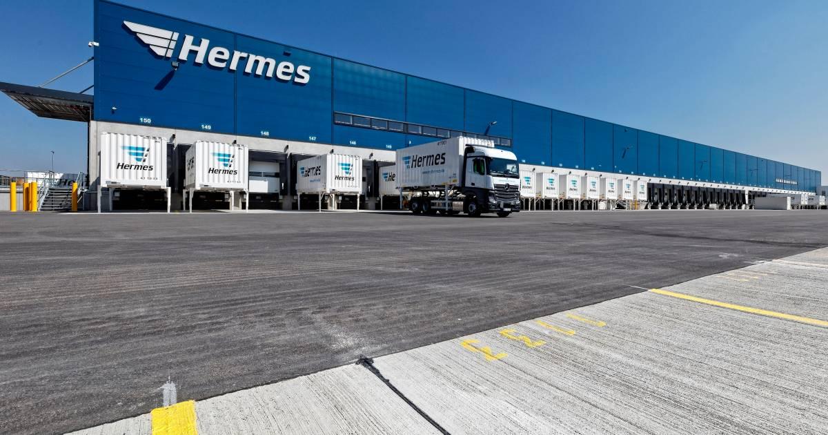 """Neues Hermes-Logistikzentrum: """"Steigende Anforderungen Aus Dem Online-Handel"""""""