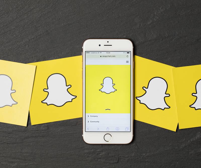 Aktie von Snapchat stürzt nach ersten Quartalszahlen ab