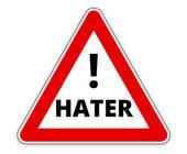 Schild Hater