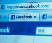 Facebook-Webseite