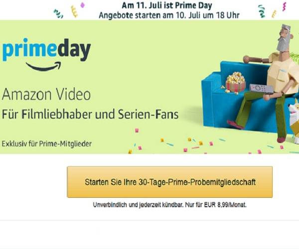 Die besten Tech-Deals am Amazon Prime Day