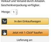 Amazon 1-Click