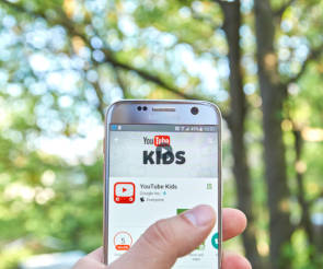 App von YouTube Kids