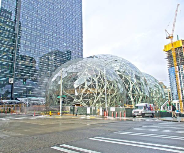 Amazon sucht neuen Standort für 50.000 Mitarbeiter
