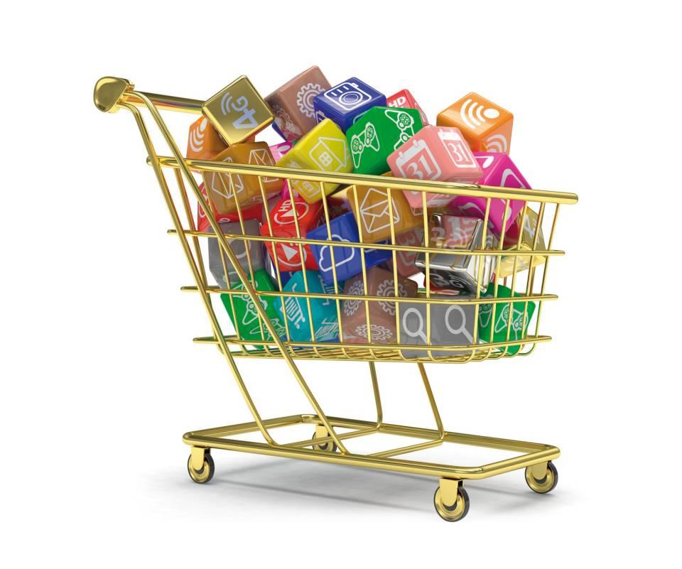 Der Einzelhandel Gibt Am Meisten Geld Für Online Werbung Aus