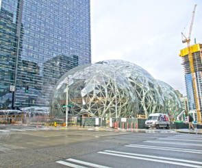 Amazon-Seattle-Biosphaere