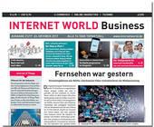 Cover der Ausgabe 21-2017 von INTERNET WORLD Business