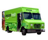 Amazon-Fresh-Lieferfahrzeug