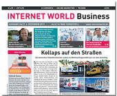 INTERNET WORLD Business Ausgabe 24-2012