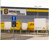 Logistikzentrum von Amazon