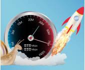 Schnecke und Rakete im Netz - Netzneutralität