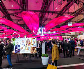 Die Telekom auf der CeBIT 2017 in Hannover