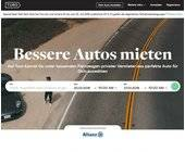 Turo-Webseite