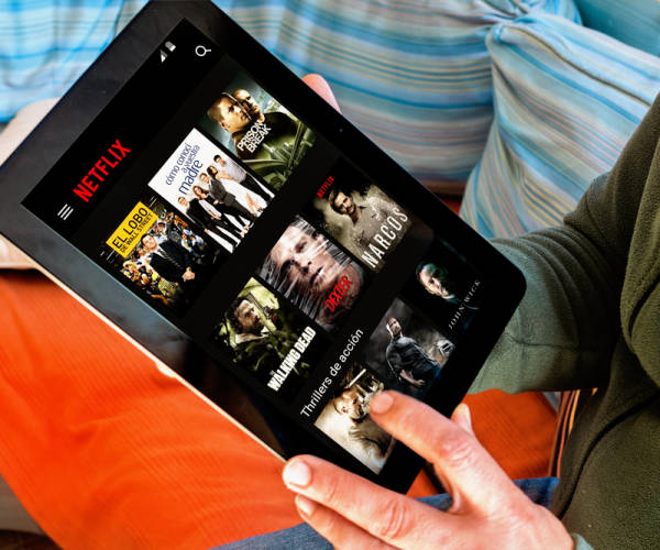 Netflix jetzt über 100 Milliarden US-Dollar wert