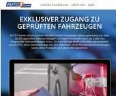 Website von Auto1