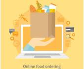 Online-Lebensmittel bestellen