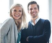 Lea-Sophie Cramer und Sebastian Pollok