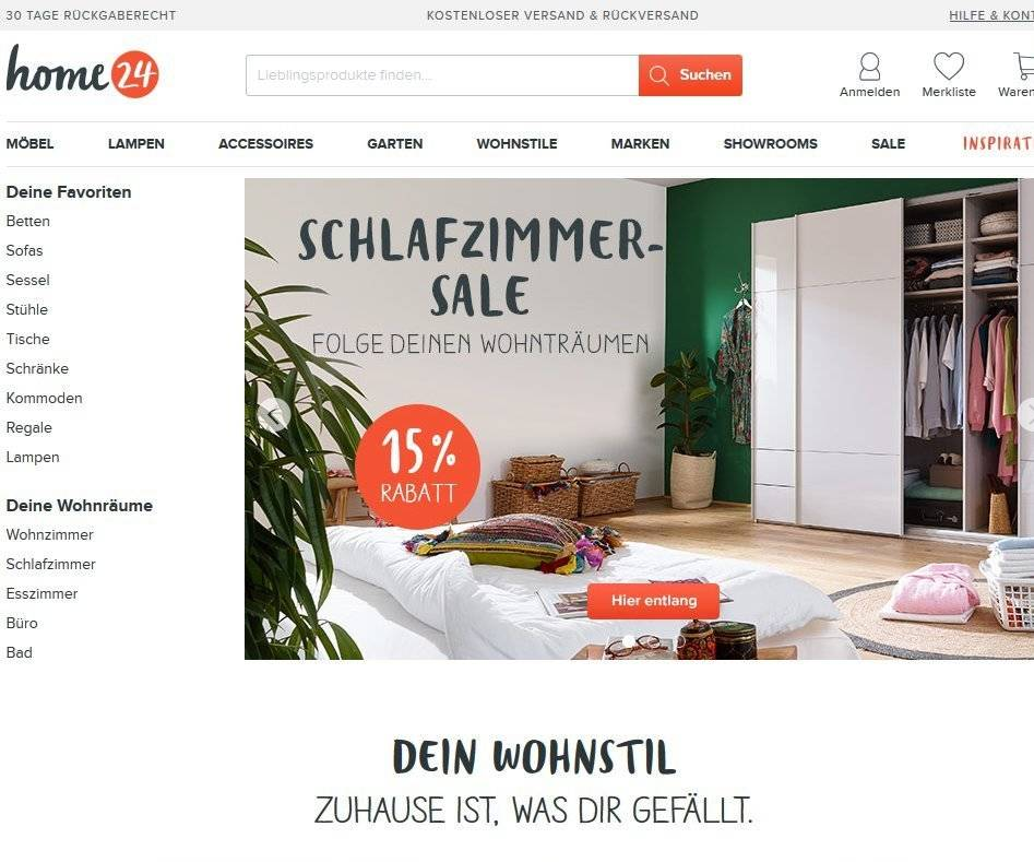 Home24 Lässt Börsenpläne Offen Internetworldde