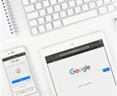 Google auf Tabelt und Smartphone
