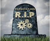 Grabstein der Innovationen