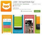 Jodel App im Play Store