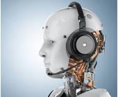 Roboter-Headset