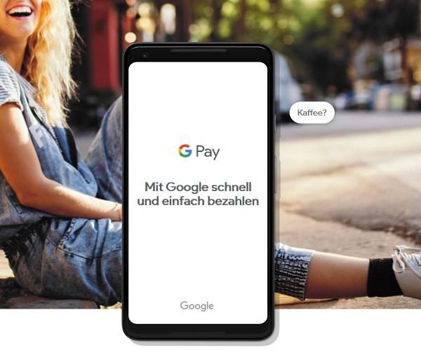 Google Pay startet in Deutschland: Boon, N26, Commerzbank und Comdirect an Bord