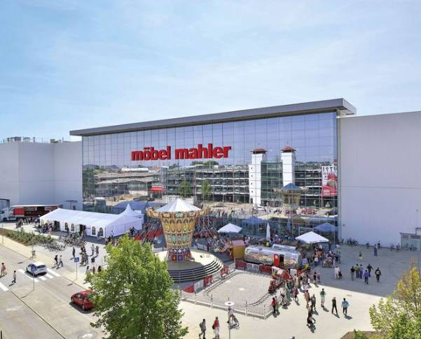 Home24 Eröffnet Mega Outlet Bei Möbel Mahlernbsp Internetworldde