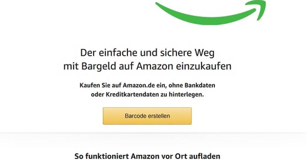 4c4144d9349739 Amazon: Nutzer können jetzt in Deutschland bar zahlen - internetworld.de