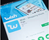Shopping App Wish