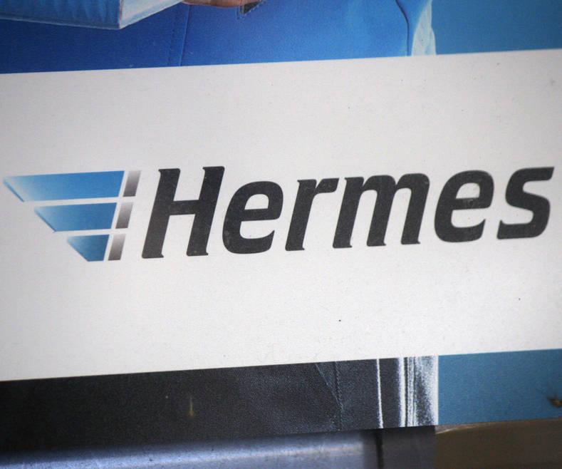 Hermes Pakete Abholen