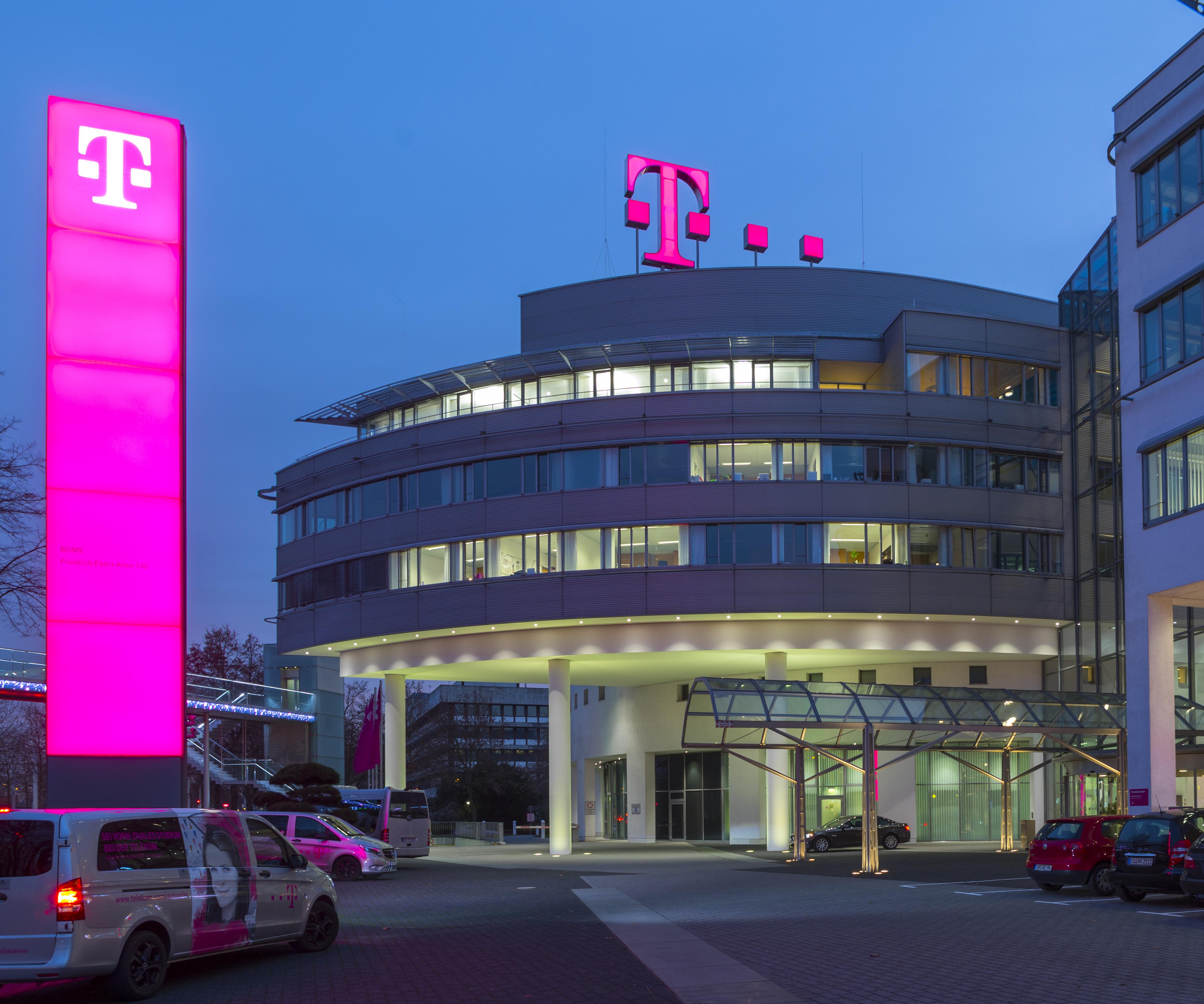 Deutsche Telekom Internetworldde