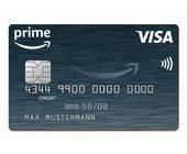 Amazon Prime Kreditkarte