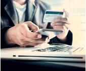 Payment Mobile Smartphone tablet Kreditkarte bezahlen